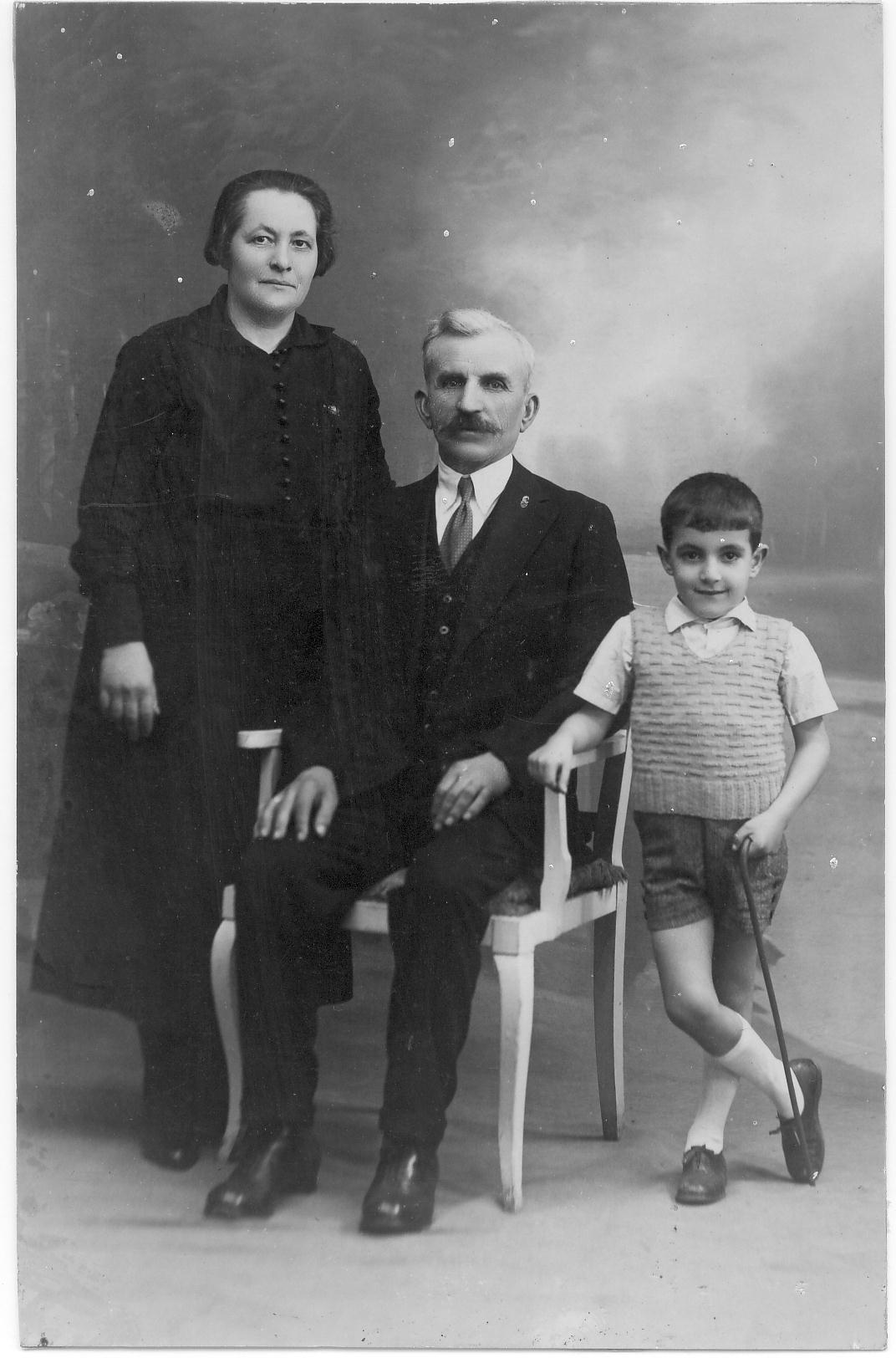 Ernestine Pierre Laclau et fils