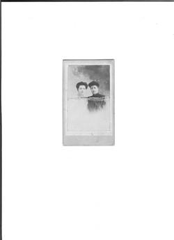 Ernestine et Maria
