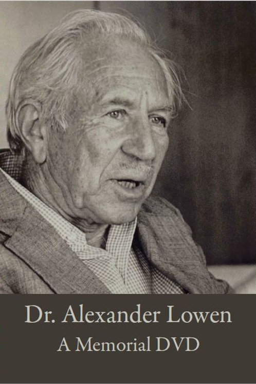 The Alexander Lowen Memorial