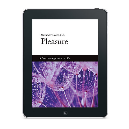 Pleasure: A Creative Approach to Life (eBook)