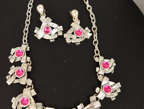 Juwelenset Modern Pink