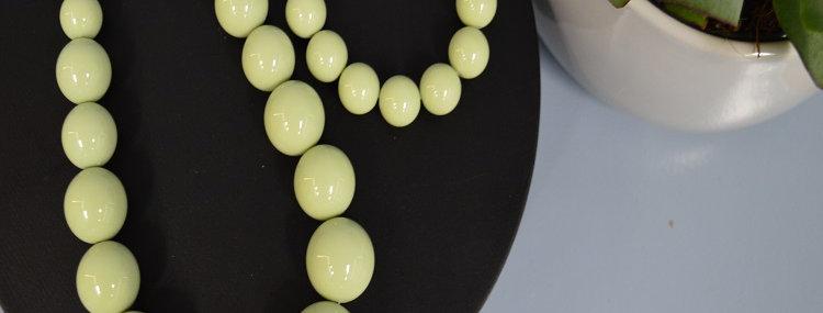 Juwelenset Pearle Yellow Light