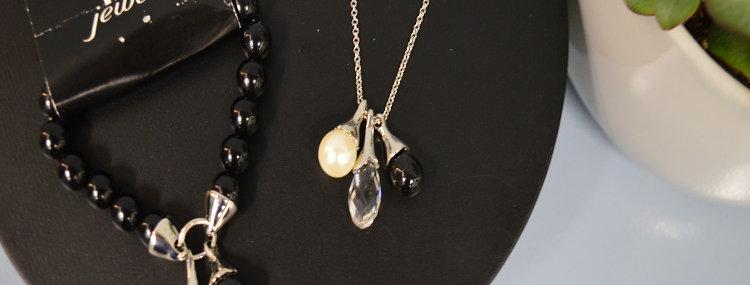 Juwelenset Modern Black