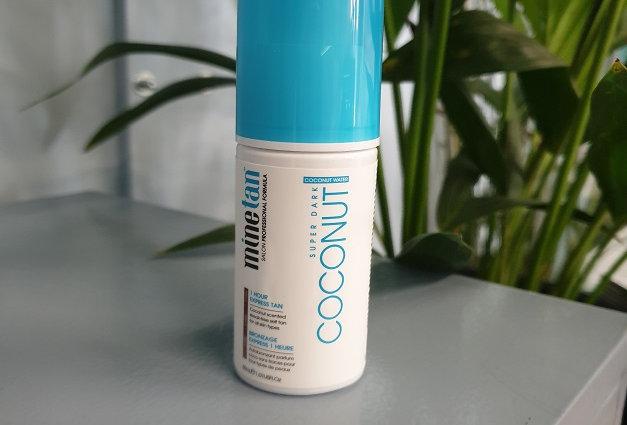 Self tan foam mini coconut