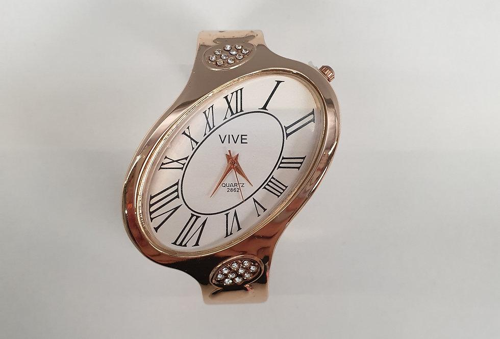Horloge Modern Open