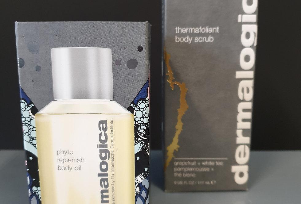 Body Scrub en Body Oil
