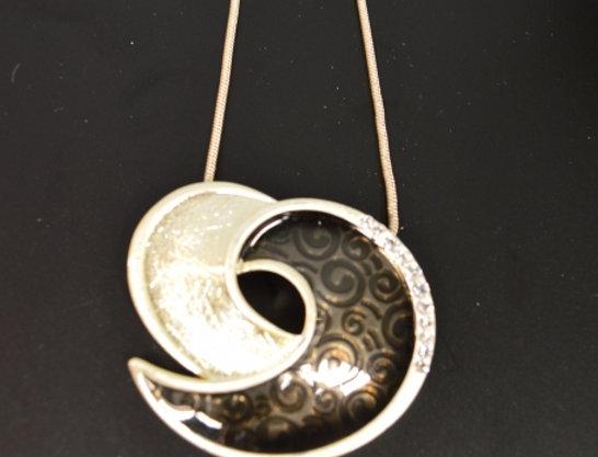 Halsketting Moon