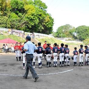 座間市少年野球春季大会
