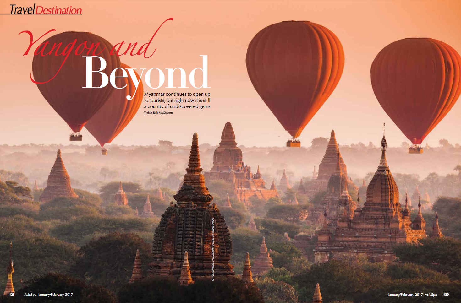 Yangon and Beyond