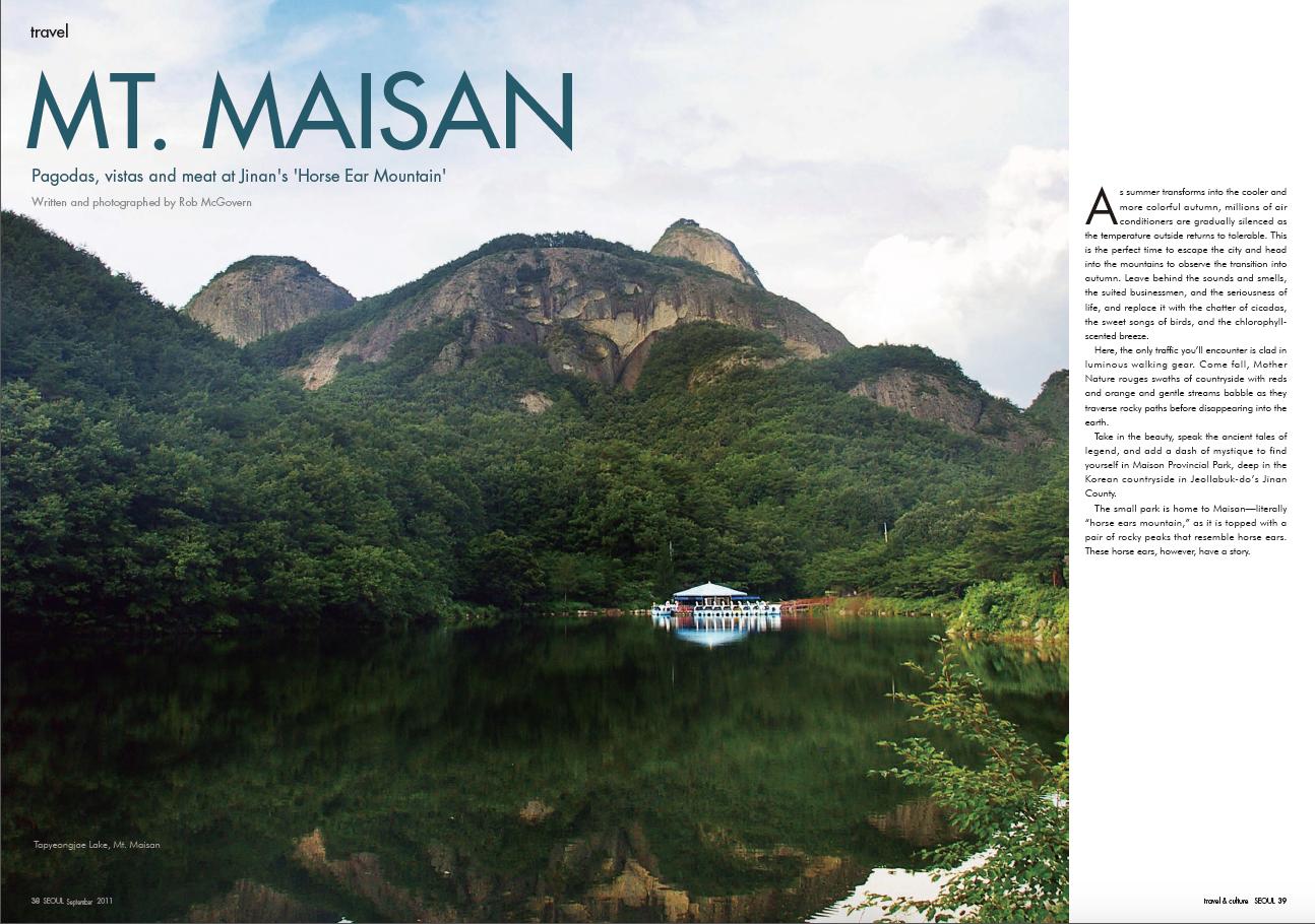 Mount Maisan