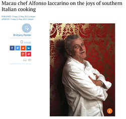 Interview with Alfonso Iaccarino