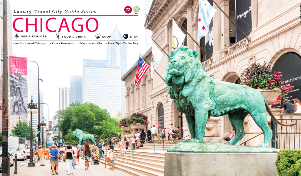 City Guide Series: Chicago