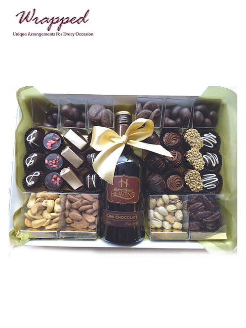 Chocolate and Nuts Deluxe
