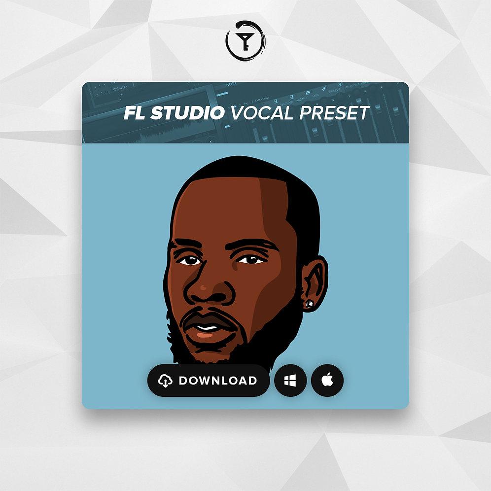 Tory Lanez Type | FLP Vocal Preset | keyp