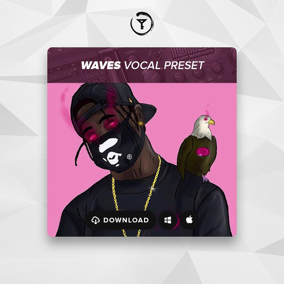 Travis Scott Type | Waves Vocal Preset | keyp