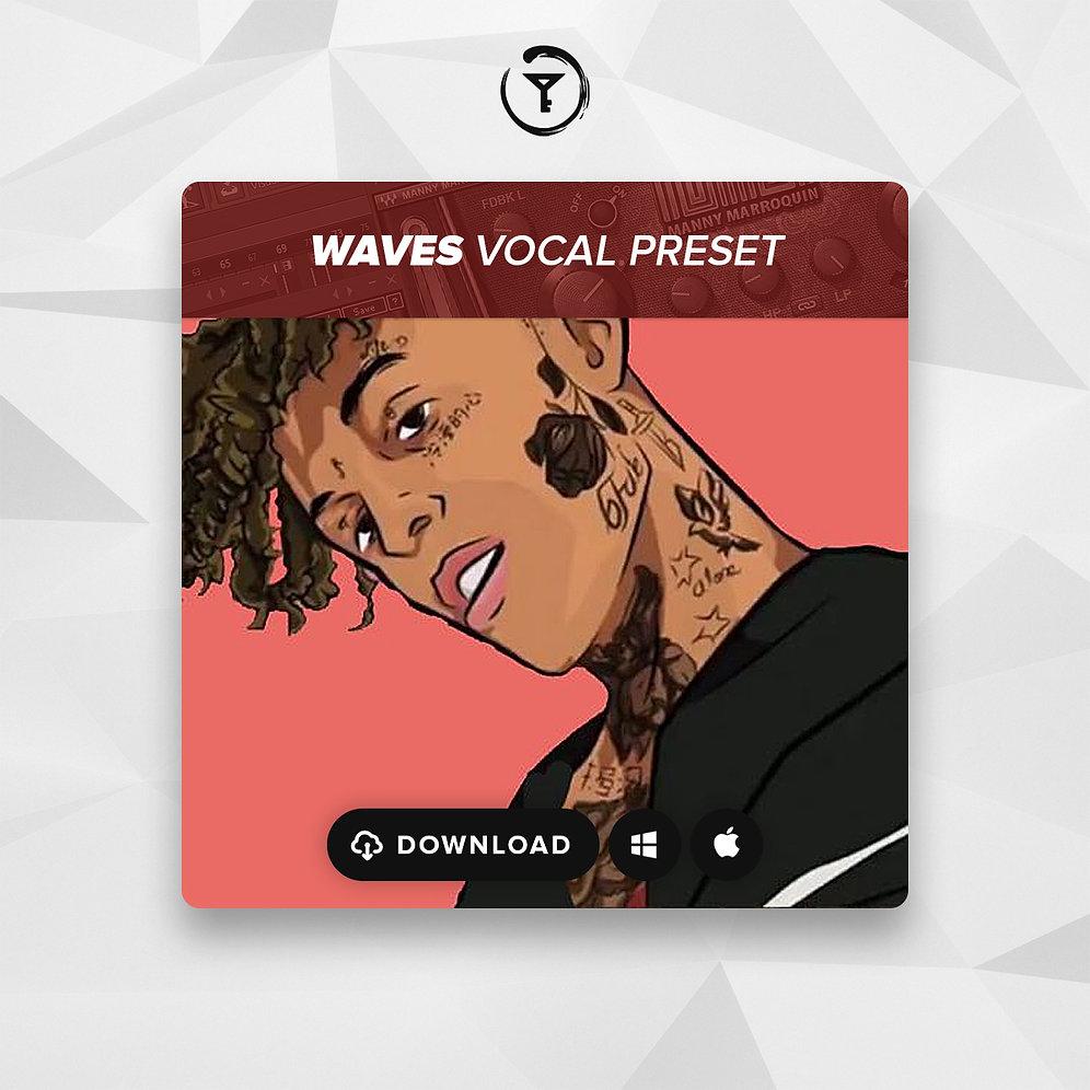 Lil Skies Type | Waves Vocal Preset | keyp