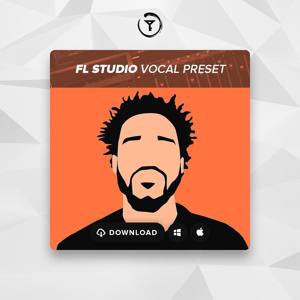 J  Cole Type | FLP Vocal Preset | keyp