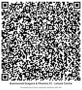 Test and Trace Lesuire Centre QR Code.PN
