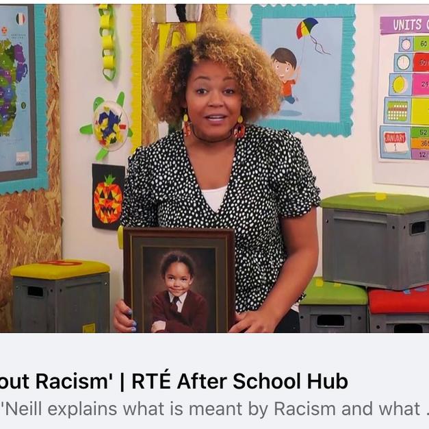 'Lets talk about Racism' | RTÉ After School Hub