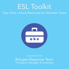ESL Toolkit  Tips, Hints, Links & Resources for Volunteer Tutors