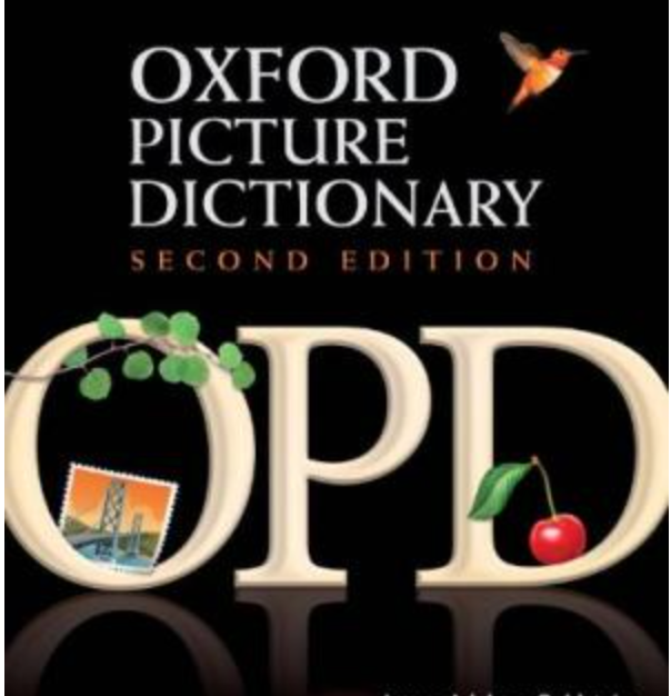 Oxford Picture Dictionary 2nd Edition - Monolingual
