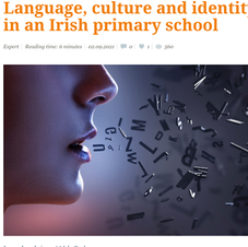Language, culture and identity in an Irish primary school