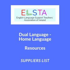 Dual/Home Languages Materials Suppliers List for PPLI Funding