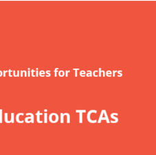 Erasmus+ TCAs (Professional Development Opportunties for Educators)