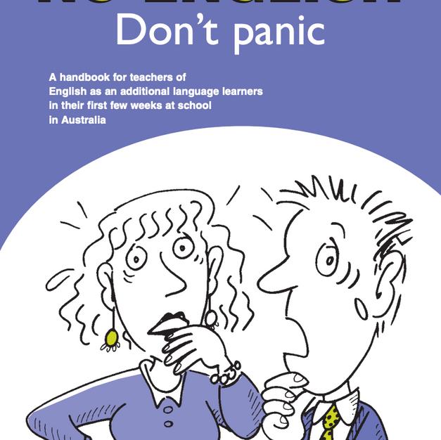 No English - Don't Panic