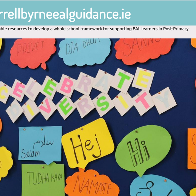 Narrell Byrne's EAL Guidance for Post Primary