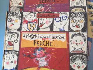 LE FEMMINE - I MASCHI NON MI PIACCIONO PERCHE'........