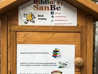 Il bookcrossing di BiblioSanBe!