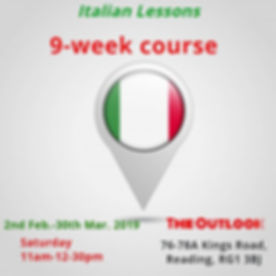 Italian Lessons Outlook Reading Groups T