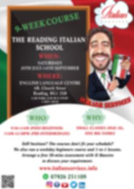 Italian Services, The Reading Italian Sc