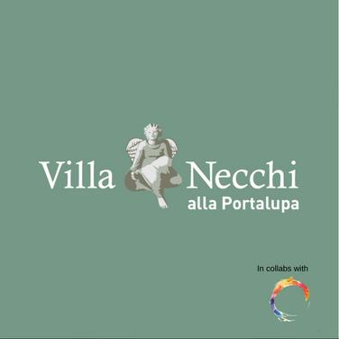 Villa Necchi Alla Portalupa in collabs with Almacreativa