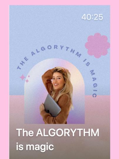 Algoritmo is Magic