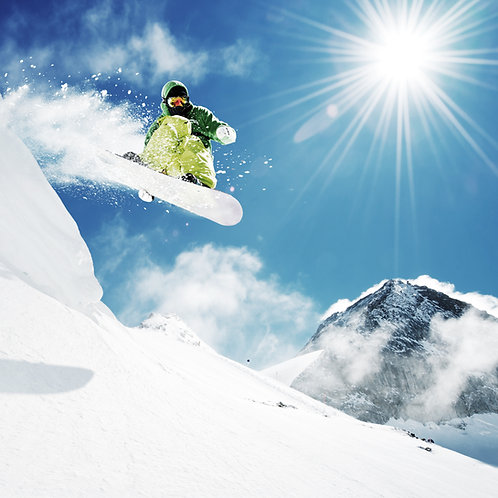 Snowboardkurs 1 HT | Snowboard lessons 1 half day