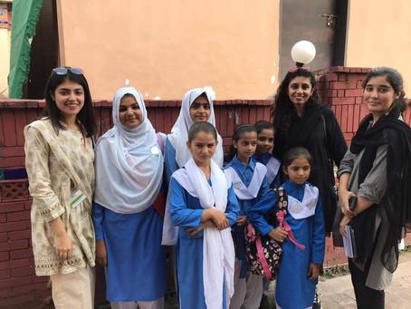 A Teacher's Resolve Creates a WhatsApp School