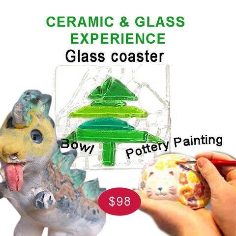 Ceramic & Glass/2.5hrs