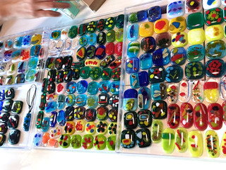 Glass Pendants Galore!