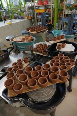 Pre-made mugs body