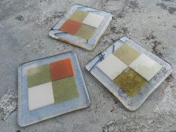 4 Glass Coaster Project ($160)