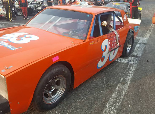 Penticton Speedway honouring legendary racer Gordy Mannes with Memorial weekend