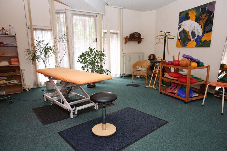 Massage- und Therapieraum 1