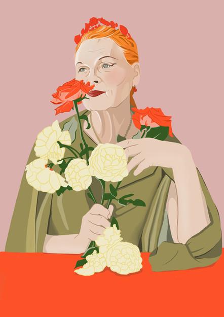Vivienne Westwood   Portrait