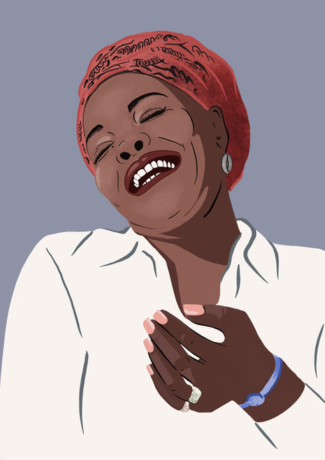Maya Angelou | Portrait