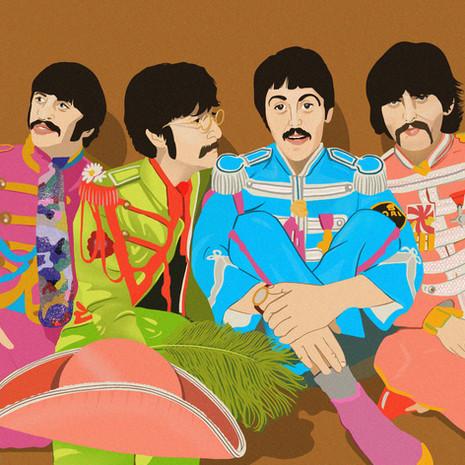 The Beatles | Portrait