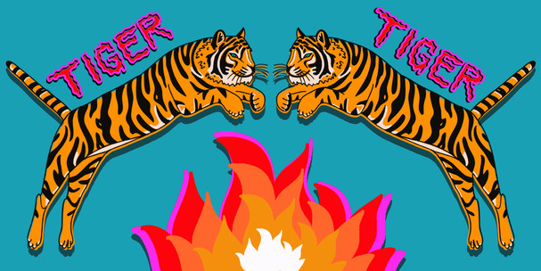 Tiger Tiger, Burning Bright