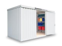 Materiaalcontainer Type MC1400 geisoleerd
