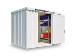 Materiaalcontainer type MC1300 geisoleerd